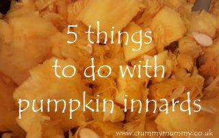 5 things to do with pumpkin innards