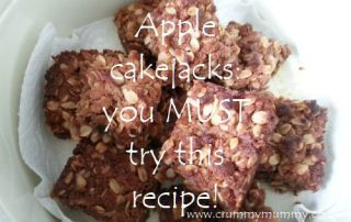 Apple cakejacks you must try this recipe