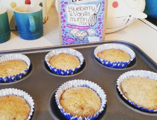Cookie Crumbles baking kits review: easy cakes, muffins & brownies