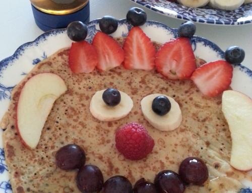 Abra-ca-Debora pancakes review: yum yum!