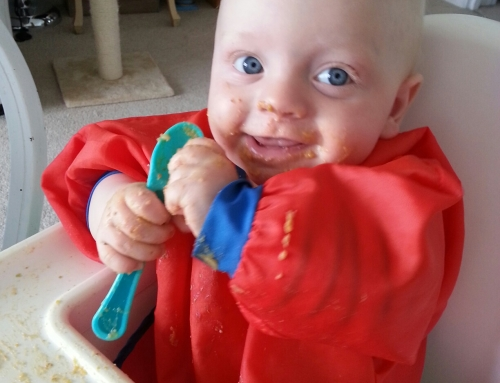 Ella's Kitchen finger food review: let weaning commence!