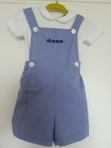 Trotters dungarees