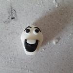 Fondant Olaf 7