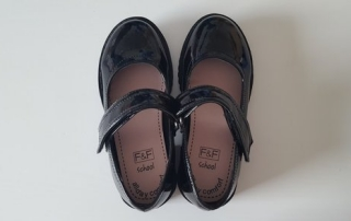 Supermarket or Clarks school shoes