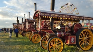 Dorset steam fair review main