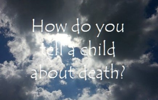How do you tell a child about death featured