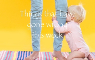 Things that have gone wrong this week - featured