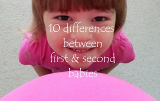 10 differences between first and second babies featured