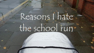 Reasons I hate the school run featured
