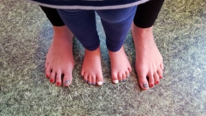 Top tips for winter feet
