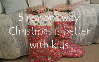 5 reasons why Christmas is better with kids featured