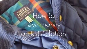 How to save money on kids' clothes featured
