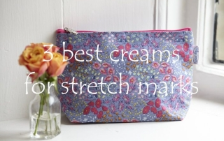 3 best creams for stretch marks