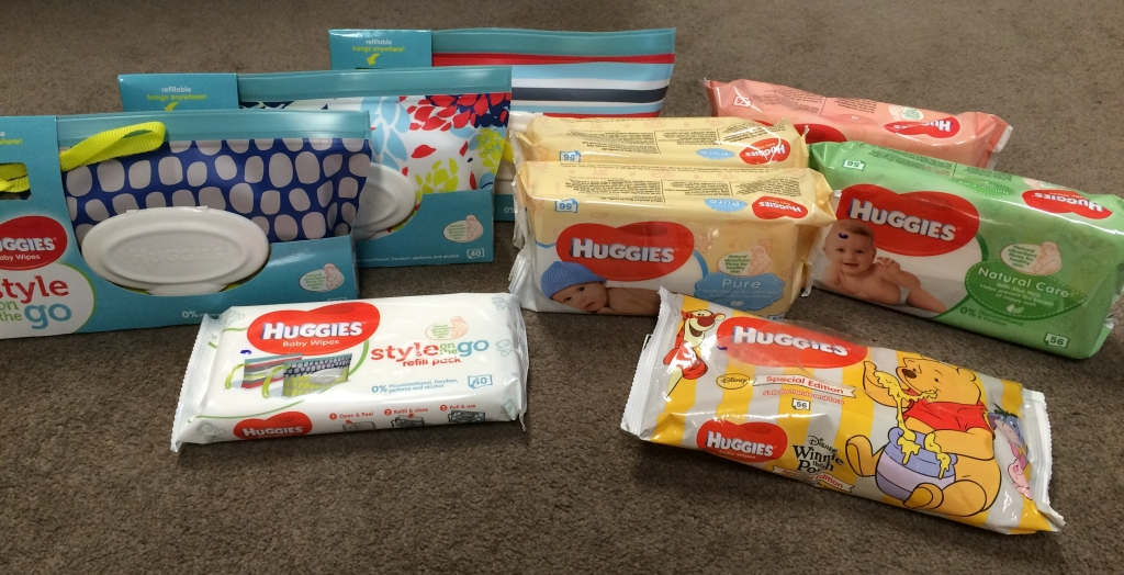 Huggies bundle