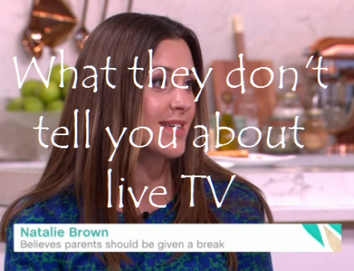 What they don't tell you about live TV