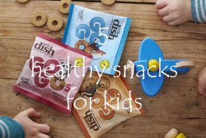 5 healthy snacks for kids