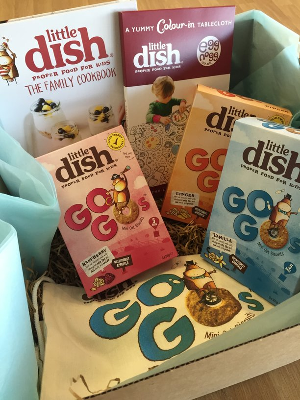 Little Dish Go Gos hamper