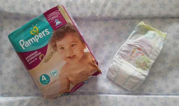 Pampers Active Fit review 4