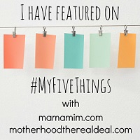_MyFiveThings Featured Post Badge