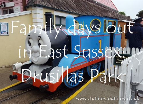 Family days out in East Sussex Drusillas Park
