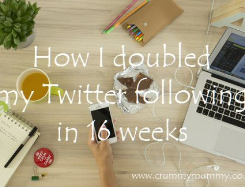 How I doubled my Twitter following in 16 weeks