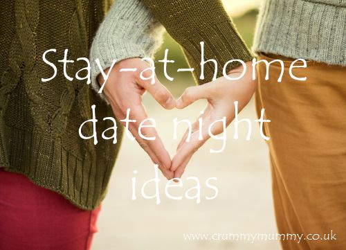 Stay-at-home date night ideas