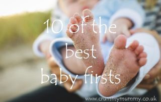 10 of the best baby firsts main