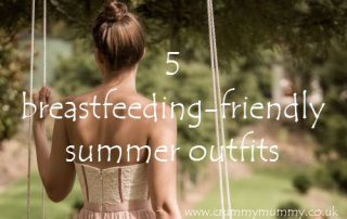 5 breastfeeding-friendly summer outfits