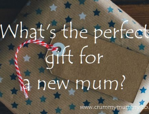 What's the perfect gift for a new mum?