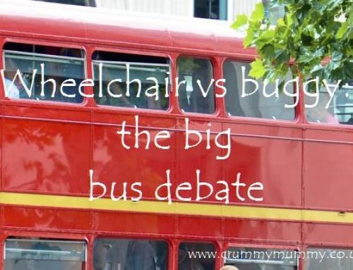 Wheelchair vs buggy: the big bus debate
