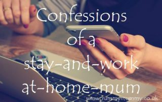 Confessions of a stay-and-work-at-home-mum 1