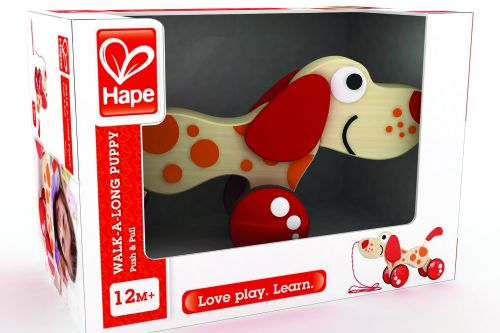 Hape Puppy review