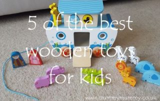 5 of the best wooden toys for kids