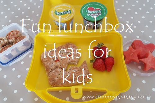 Fun lunchbox ideas for kids main