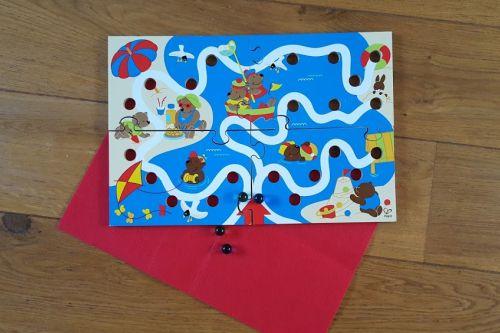Hape.Scribble.Maze.review