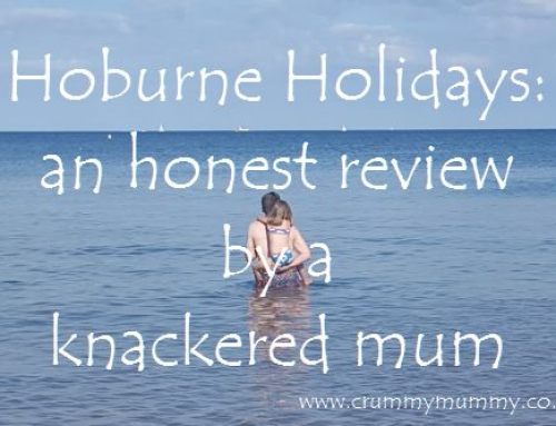 Hoburne Holidays: an honest review by a knackered mum