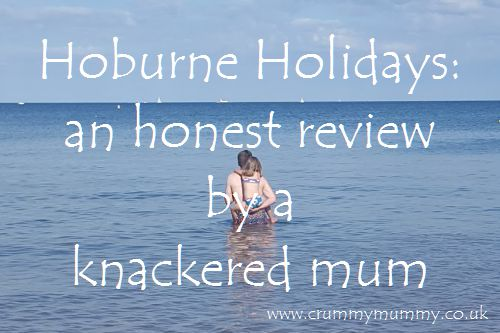 Hoburne Holidays review main