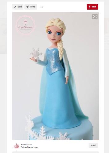 Pinterest Elsa