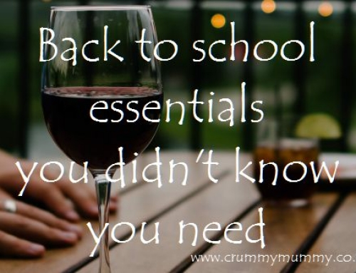 Back to school essentials you didn't know you need