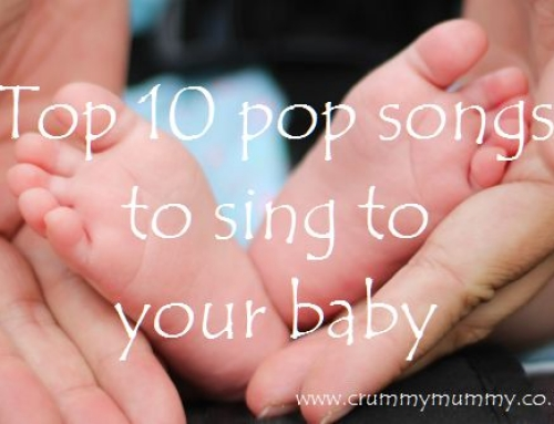 Top 10 pop songs to sing to your baby