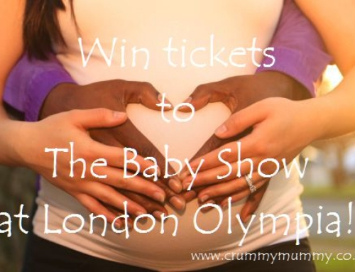 Win tickets to The Baby Show at London Olympia!