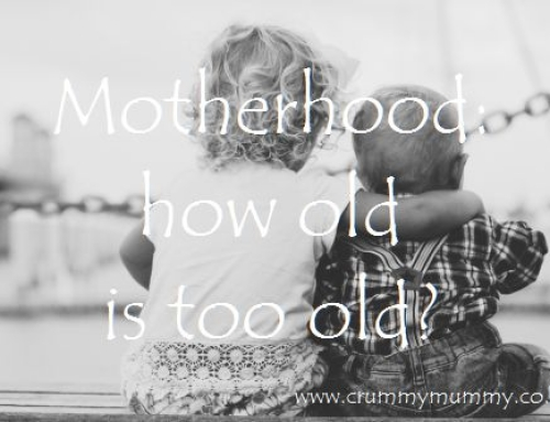 Motherhood: how old is too old?