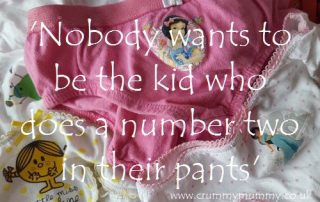 Nobody wants to be the kid who does a number two in their pants