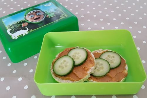 Super easy breadles lunchbox ideas