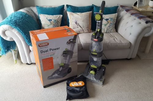 Vax Dual Power Pro review 1