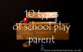 10 types of school play parent