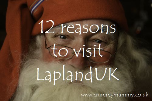 12 reasons to visit LaplandUK