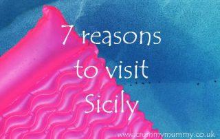 7 reasons to visit Sicily