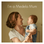 Medela Mum badge