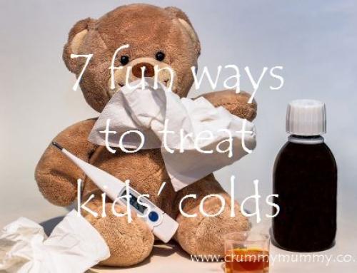 7 fun ways to treat kids' colds